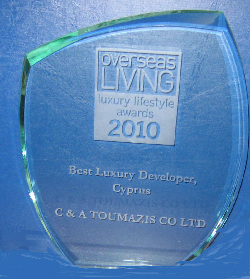 Best Luxury Developer 2010