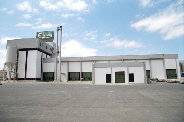 Extension and Upgrading of Carlsberg Brewery