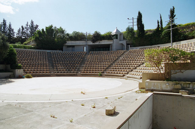 Amphitheatre at Skali